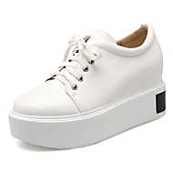 Women's Shoes Platform / Comfort / Round Toe Fashion Sneakers Office & Career / Dress / Casual
