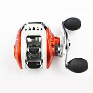 סלילי טווייה 6.3/1 0 מיסבים כדוריים ניתן להחלפה הטלת פיתיון / דיג כללי-LV100 Yuqu