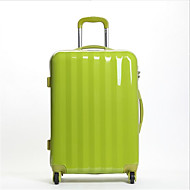Women PU Outdoor Suitcase Pink / Green / Gold / Red / Khaki
