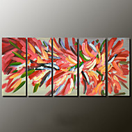Hand-Painted Still Life Modern,Two Panels Canvas Oil Painting