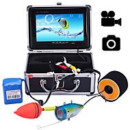 """DVR 30 M 1000TVL HD CAM Professional Fish Finder Pêche Sous - marine Vidéo Enregistreur DVR 7 """" Moniteur Couleur"""
