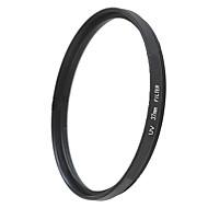 emoblitz 37 milímetros uv ultra-violeta lente filtro protetor preto