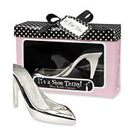 Bridesmaids / Bachelorette Fairytale Cinderella High Heels Wine Bottle Opener Favors 12 x 3.5 x 7.5 cm/box
