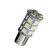 10x legal brancas 1156 BA15S 27-SMD 5050 levou de backup lâmpadas reverter 7506 1141