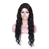 10-28 Inch Top Grade Brazilian Virgin Hair Full Lace Wig Deep Wave Hair Natural Black Color Human Virgin Hair Lace Wig For Black Woman