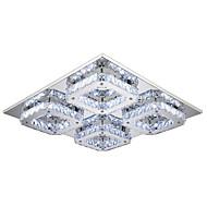 צמודי תקרה ,  מודרני / חדיש Electroplated מאפיין for LED מתכת חדר שינה חדר אוכל מסדרון