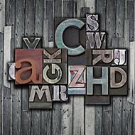 Art Deco / 3D Papel de Parede Para Casa Clássico Revestimento de paredes , Tela Material adesivo necessário Mural , quarto Wallcovering
