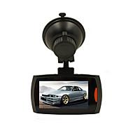 전체 HD / 비디오 아웃 / G-센서 / 움직임 감지 / 광각 / 720P / 1080P / HD / 충격 방지 / 정물 사진 캡쳐 - 1/4 인치 색상 CMOS - 2593 x 1944 - 자동차 DVD