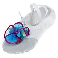 Sapatos de Dança(Azul / Rosa / Fúcsia) -Infantil-Não Personalizável-Balé