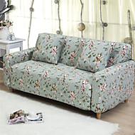 Som på bildet Med sløyfer Overtrekk til sofa , Polyester Stofftype slipcovere