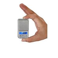 mini elektroniske smykker vekter (veieområdet: 200g / 0.01)