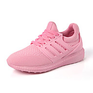 Running Women's Athletic Shoes Spring / Fall D'Orsay & Two-Piece / Comfort Fabric / Tulle Athletic /Black / Pink / White