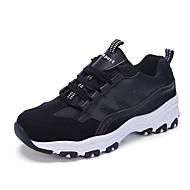 Sneakers-PUDamerUdendørs Fritid Sport-Flad hæl