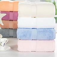 Cotton Plain Long-staple Cotton Towel
