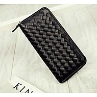 Women PU Casual Evening Bag / Wallet / Checkbook Wallet