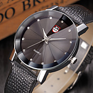 Business Quartz Watch Men Sport Watches Men Corium Crocodile Leather Strap wristwatch clock hours Complete Unisex Watch