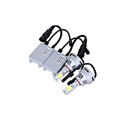 한 쌍의 9005,9006, H7, H8가, 36w 흰색 자동차 헤드 램프를 주도 h11,1cree, 안개 빛 DC12-24V