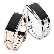 Luxury Fashion Women Bracelet D8 Bluetooth Smart Watch Smartband for Android Apple Smart phone