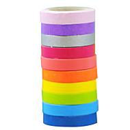 zwei Rolle von Zwanzig Papier und Papierband 0,75 * 5 fein Verpackung geschreddert frischen und schöne Süßigkeiten Farbe Angebote