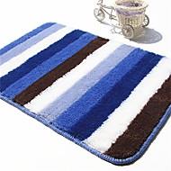 """casual stil 1 stk polypropylen bad teppet 15 """"med 23"""" stripe mønster"""