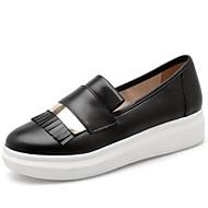 Women's Loafers & Slip-Ons Spring / Summer / Fall / Winter Platform / Gladiator / / Dress / Casual Flat Heel