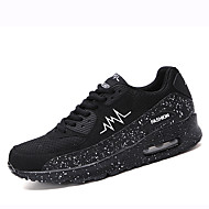 Unisex Air Mesh Breathable Running Shoe for Women And Men with Air Cushion Cushioning Soles for Jogging