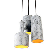 60W Pendant Light ,  Modern/Contemporary / Traditional/ Retro / Country Others Feature for Mini Style