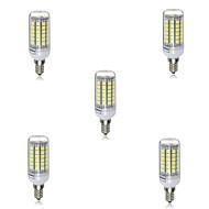 20W E14 LED corn žárovky T 69 SMD 5730 1980LM lm Teplá bílá / Chladná bílá Ozdobné AC 220-240 V 5 ks
