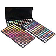 252 Corretivo+Sombra para Olhos+Primer para Lábio Secos Olhos RostoGloss com Purpurina Brilhante Gloss Colorido Gloss de Pote Cobertura