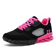 Damen-Sneaker-Lässig-PU-Flacher Absatz-Komfort