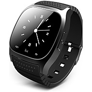 Bluetooth Smart Watch M26 Smartwatch with LED Display Barometer Alitmeter Pedometer for Android IOS Phone