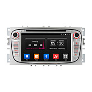 ownice c300 android 4.4 1024 * 600 for Ford Focus mondeo s-max 2008-2011 bil dvd spiller quad core gps navi radio 16g rom