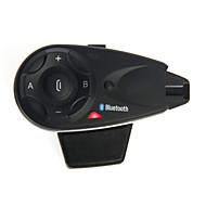 v5 Vollduplex 5 Fahrer 1200m Motorrad Intercom-Helm Bluetoot Interfon Headset moto intercomunicador