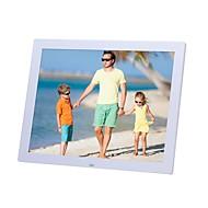 15 Inch HD High-Resolution 1024*768 Electronic Album Photo / Music(Mp3...) / Video (Movie..) Digital Photo Frame