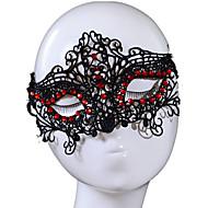 Lace Mask 1pc Feiertags-Dekorations-Party-Masken Cool / Modisch Einheitsgröße Schwarz Spitze
