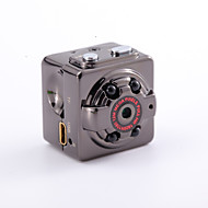 Mini DV HYQ8 Webcam HD Camera with 4pcs LED Light