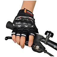 motorcykel racing handsker semi finger langrend sommer ridning motorcykel semi finger rider handsker