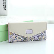 여성제품 PU 캐쥬얼 / 야외 지갑