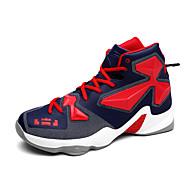muške dječaka košarka cipele eu37-eu45 povremeni / unutarnji / vanjski stilski mikrovlakana plus size cipele