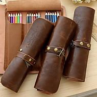 Levélpapír táskák PU Bőr Mert