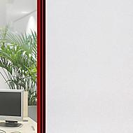 Window Film Window Decals Style Fashion Matte PVC Window Film - (100 x 45)cm