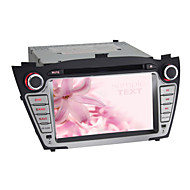 Android 5.1.1 Car DVD Player for Hyundai IX35 Tucson 2010~2013 Quad Core 2 Din 7 Inch 1024*600 Radio GPS Blueooth