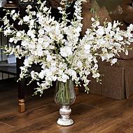 1 2 분기 폴리에스터 / 플라스틱 Others 테이블  플라워 인공 꽃 37.40inch/95cm