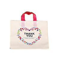 33cm * 25cm tyk håndtasker (ca. 50bags pr pakke)