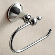 WC-Rollenhalter / Hochglanzpoliert / Wandmontage /5.5*3.5*7.1 inch /Messing /Modern /14cm 8.5cm 0.4