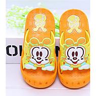 Unisex Sandals Spring / Summer / Fall / Winter Mary Jane PVC Casual Flat Heel