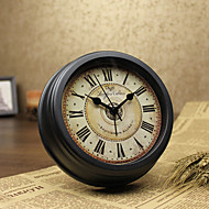 Vintage Alarm Clock with Hanging and Stand Dual Forms