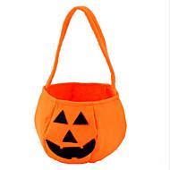 Halloween-Kürbis Tasche Halloween Requisiten Dekoration Kinder Keks Pralinenschachtel Handtaschen Beutel