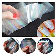 1 Nail Art naljepnica Polimer Nail Art šminka Kozmetički Nail art dizajn