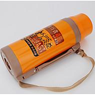 Garrafa de agua Único Aço Inoxidável Alumina Rígido para Viajar
